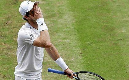Querrey deja a Murray fuera y abre la puerta a Djokovic para el número uno