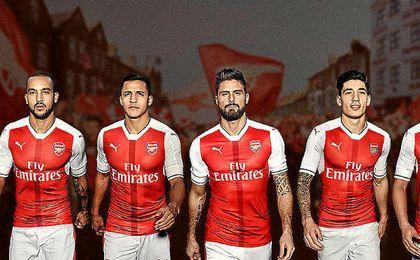 El Arsenal será uno de los rivales nervionenses.