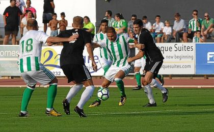 Sigue en directo el Real Betis-Balompédica Linense.