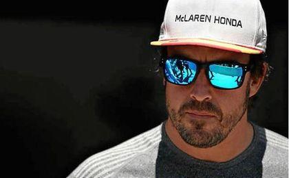 """Fernando Alonso: """"Tengo esperanza si las condiciones son cambiantes"""""""