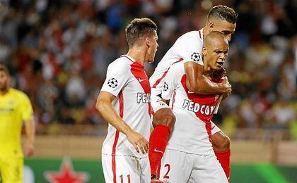 El Mónaco descarta venderle al PSG a Fabinho en un encuentro de alto nivel
