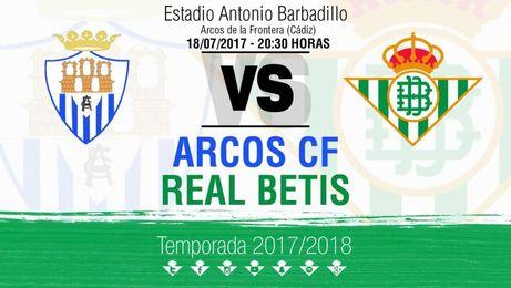 FINAL: Arcos CF 2- 2 Real Betis
