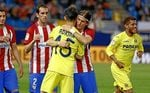 Atlético y Villarreal jugarán como visitantes en dos primeras jornadas