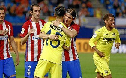 Atlético y Villarreal jugarán como visitantes en dos primeras jornadas.