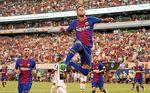 Neymar lidera el estreno del Barça con un doblete ante la Juventus