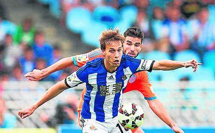 Canales y Barragán coincidieron en el Valencia.