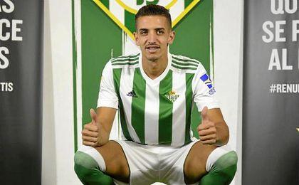 Zou será el primer marroquí en el Betis