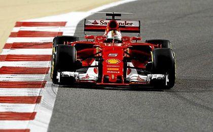 Vettel, el más rápido en los últimos libres de Hungría.