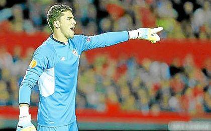 Ni el Sevilla ni Berizzo quieren que el madrileño salga.