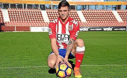 Maffeo jugará con el Girona en Primera división.