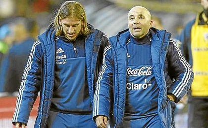 Sampaoli, junto a Beccacece, tiene previsto estar en Sevilla el 10 y 11 de agosto.