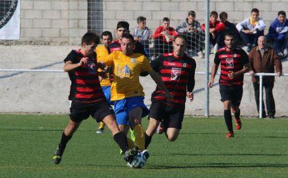 En Gerena, por fin, se habla de fútbol