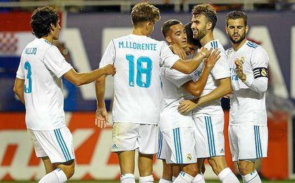El Madrid acaba su gira americana sin triunfos