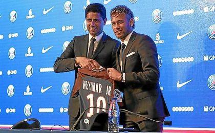 El Barcelona colaboró en la salida de Neymar al PSG