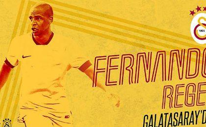 El brasileño Fernando deja el Manchester City para ir al Galatasaray