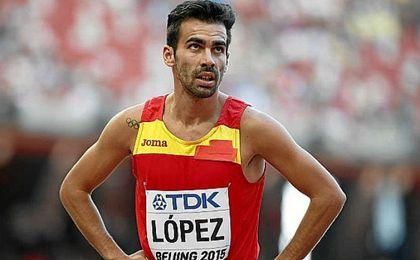 Kevin López y De Arriba a semifinales de 800, Andújar fuera