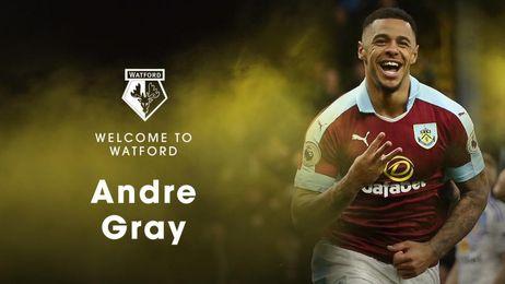 Andre Gray, el fichaje más caro de la historia del Watford