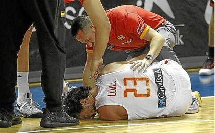 Llull se perderá el Eurobasket y no volverá a jugar hasta 2018.