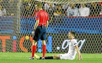 El francés ya dirigió la pasada edición de Champions el partido disputado en el Pizjuán ante el Leicester.