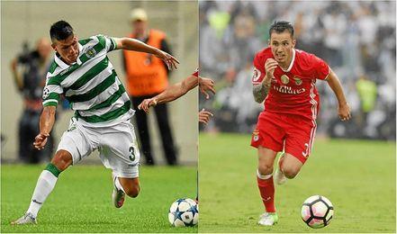 Jonathan Silva y Grimaldo son las dos opciones del Sevilla para el lateral zurdo.