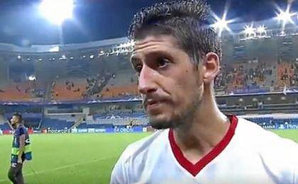 """Escudero: """"Nuestro objetivo es entrar en Champions, no tenemos otra mentalidad"""""""