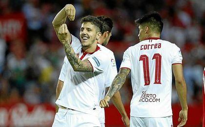El Inter ha rebajado a la mitad sus pretensiones por Jovetic, que podría regresar al Sevilla.