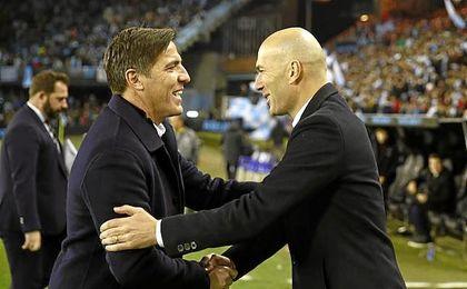 Berizzo y Zidane, dos de los más destacados.