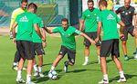 Setién se lleva a 19 hombres a Barcelona
