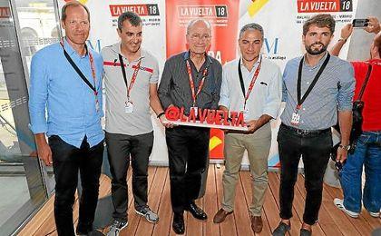Málaga pondrá en marcha la Vuelta 2018.
