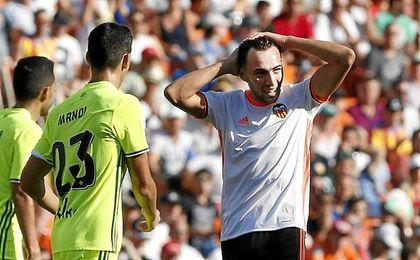 Munir ha sido relacionado con el Betis.