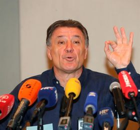 Herido de bala el polémico expresidente del Dinamo Zagreb juzgado por corrupción
