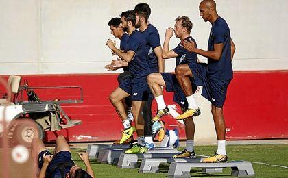 El Sevilla ya ha anunciado su convocatoria para medirse al Basalsehir.