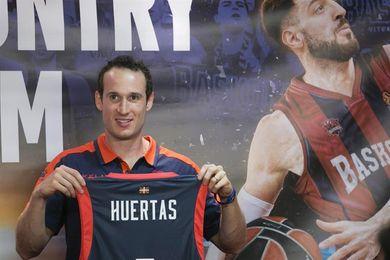 """Huertas: """"Cuando hablé con Prigioni cambié mi decisión de fichar por Unicaja"""""""