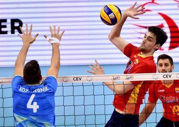 0-3. España debuta con derrota