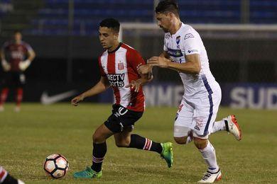 1-0. El Nacional paraguayo revalida el título de ´matagigantes´ ante Estudiantes