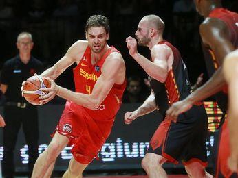 72-88. España muestra sus dos caras y acaba ganando a Bélgica con solvencia