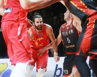 Bielorrusia completa el grupo de clasificación de España para el Mundial