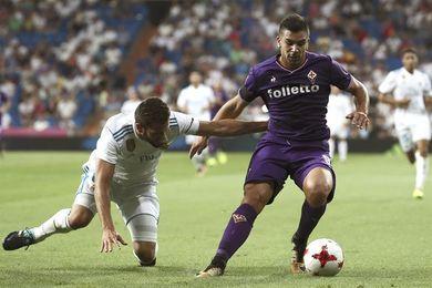 Un Simeone volvió a jugar en el Bernabéu 14 años después