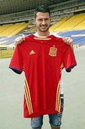 Desde 1981 no era convocado un futbolista de la UD Las Palmas por la absoluta