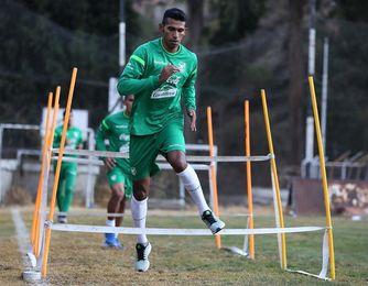Bolivia comienza con siete jugadores sus entrenamientos para visitar a Perú