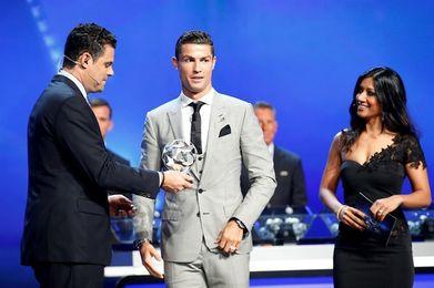 La prensa portuguesa abre con la foto de Ronaldo como Mejor Jugador UEFA