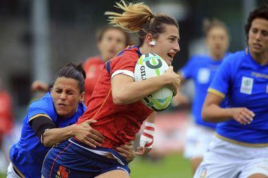 Las Leonas finalizan en la décima posición tras perder ante Italia por 20-15