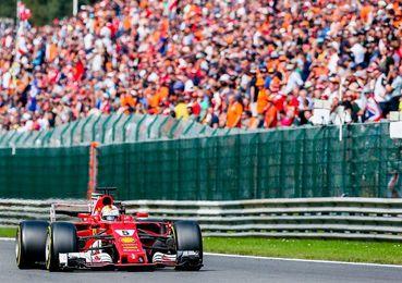 """Vettel: """"No estoy del todo satisfecho, pero tomo el resultado"""""""