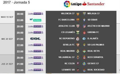 Horario para el regreso de Vitolo a Sevilla y la visita al Atlético