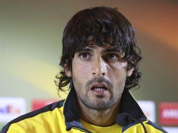 """Mariano Barbosa: """"Estoy preparado para jugar y ayudar al equipo"""""""