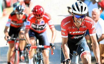 """Contador: """"He atacado porque había mucha gente en la cuerda floja"""""""