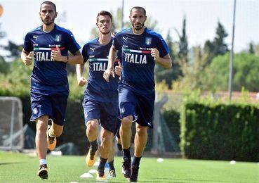"""Chiellini: El duelo entre Italia y España se decidirá """"por pequeños detalles"""""""