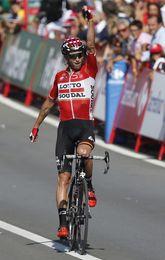 Froome cae y resiste, Contador avanza hacia el podio y Marczynski repite