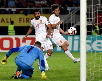El Chelsea inscribe a Diego Costa en la lista para la ´Premier´