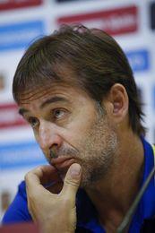 Lopetegui y Ramos piden apoyo al Bernabéu antes que posibles pitos a Piqué
